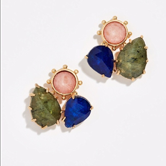1b3e0853b2687 Kate Spade Perfectly Imperfect Cluster Studs NWT